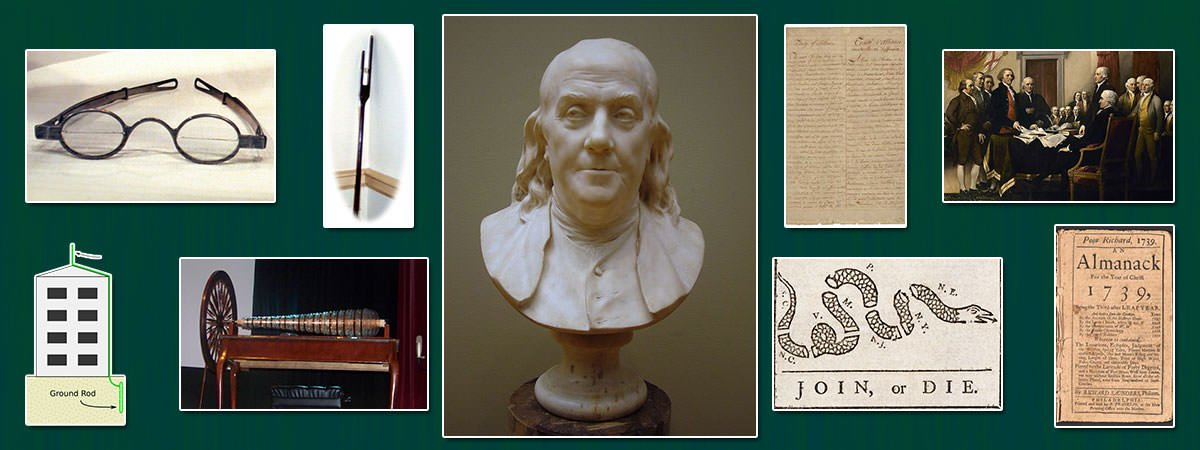 Benjamin Franklin Accomplishments Featured