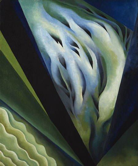 Black Iris III (1926) - Georgia O'Keeffe