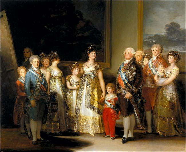 10 most famous paintings by francisco goya learnodo newtonic