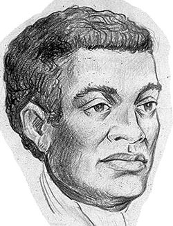 Benjamin Banneker cartoon