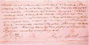 Frederick Douglass freedom document