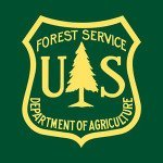 U.S. Forest Service Flag