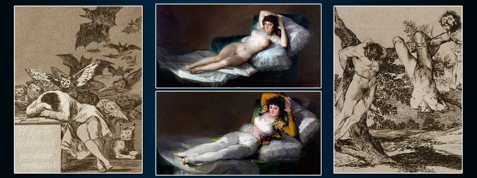 10 Most Famous Paintings by Francisco Goya