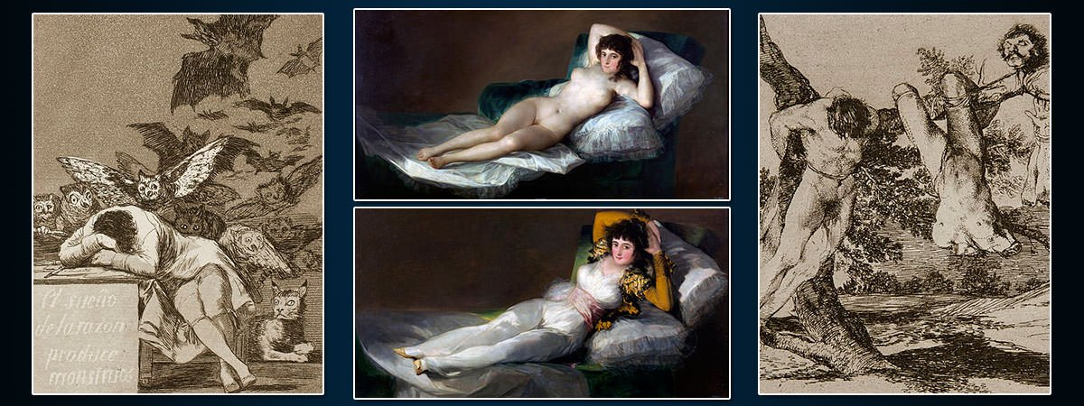 Francisco de Goya Portrait