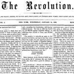 The Revolution Newspaper Front Page
