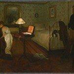 Interior (1869) - Edgar Degas