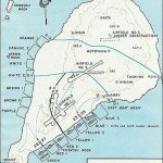 Iwo Jima - Landing Plan of U.S.