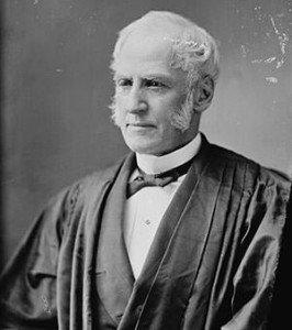 Justice Ward Hunt
