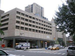 Lower Manhattan Hospital in 2011