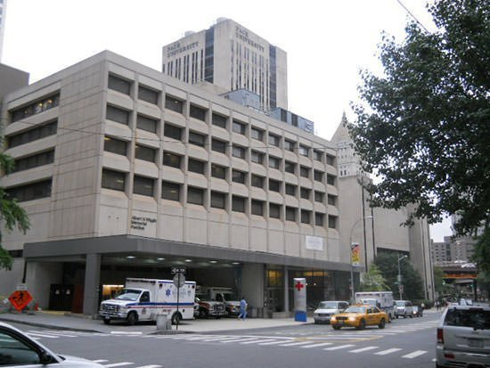 Lower Manhattan Hospital in 2011