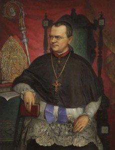 Abbot Gregor Mendel Portrait