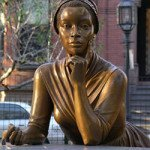 Phillis Wheatley Statue at the Boston Women's Memorial