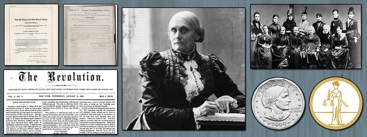 Susan B Anthony Accomplishments Featured