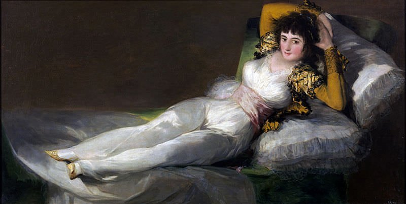 Most Famous Paintings By Francisco Goya Learnodo Newtonic - Francisco goya paintings