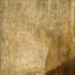 The Dog (1823) - Francisco Goya