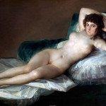 The Nude Maja (1800) - Francisco Goya