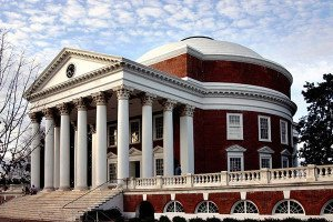 The Rotunda - Building at the University of Virginia