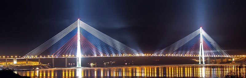 The Russky Bridge