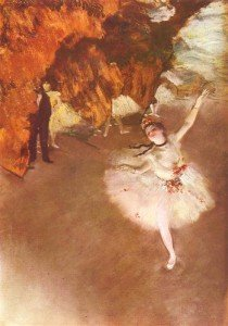The Star (1878) - Edgar Degas