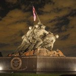 The U.S. Marine Corps War Memorial