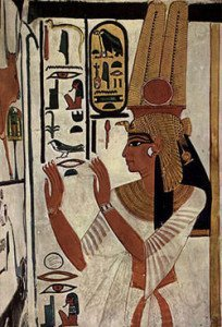First Royal Wife of Ramses II - Nefertari