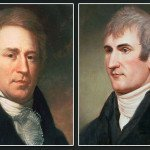 William Clark and Meriwether Lewis