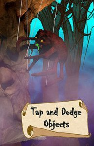 Tappy Witch Spider