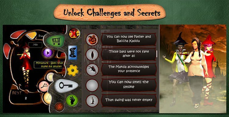 Tappy Witch Secrets and Challenges