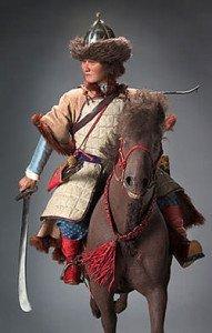 Attila the Hun by George Stuart