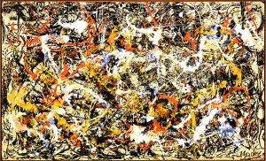 Convergence, 1952 - Jackson Pollock