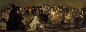 Francisco Goya Famous Paintings Featured