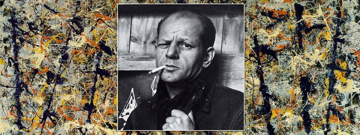 Jackson Pollock Famous Paintings Featured