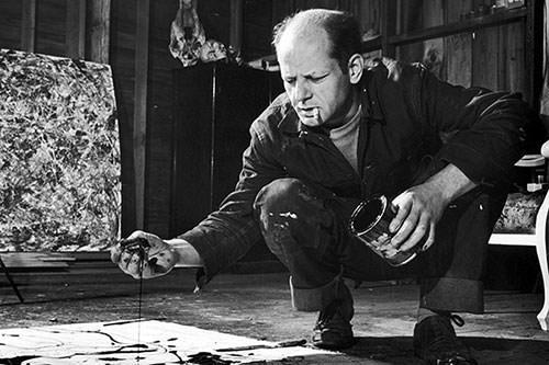 Autumn Rhythm, 1950 - Jackson Pollock