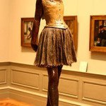 Little Dancer of Fourteen Years (1881) by Edgar Degas