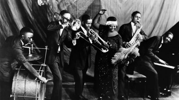 Ma Rainey Georgia Jazz Band of the 1920s
