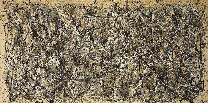 One - Number 31, 1950 - Jackson Pollock