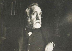 Edgar Degas (c. 1895)