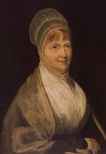 Portrait of Elizabeth Fry