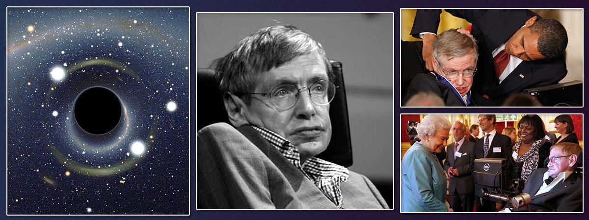 Stephen Hawking Accomplishments Featured
