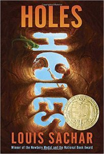 Front Cover of Sachar's Holes