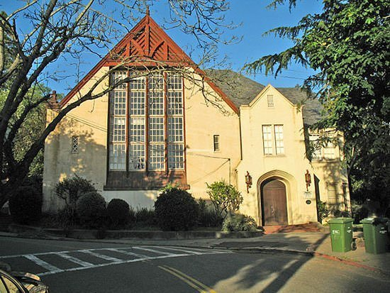 Hillside Elementary School, Berkeley, California