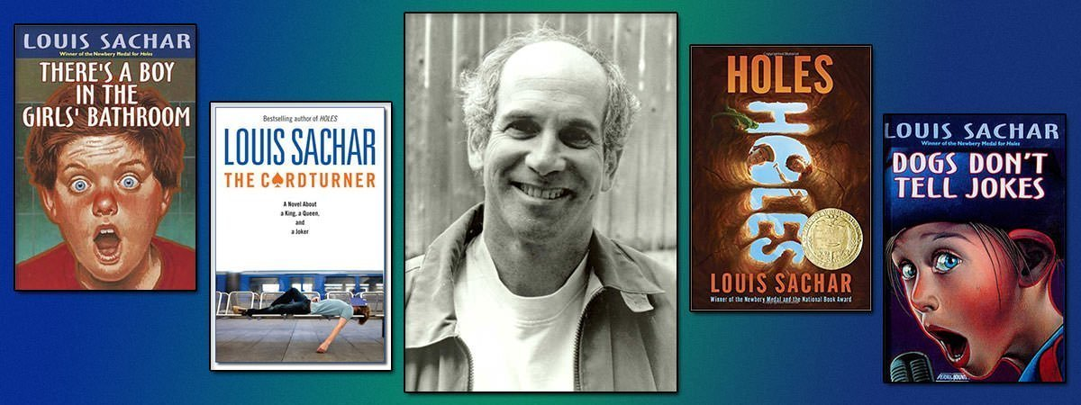 Louis Sachar Facts Featured