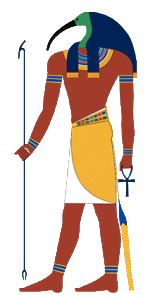 Thoth - Ancient Egyptian God
