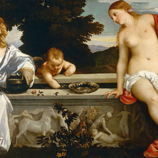 10 Most Famous Paintings by Titian