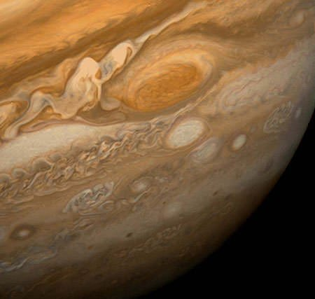 Great Red Spot of Jupiter