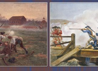 Battle Of Lexington And Concord Facts Featured