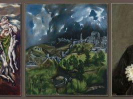 El Greco Famous Paintings Featured