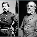 George B. McClellan & Robert E. Lee