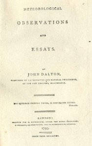 Meteorological Observations and Essays Cover