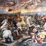 Battle of the Milvian Bridge